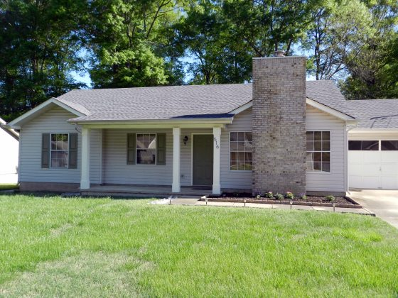 Updated single level home Chattanooga