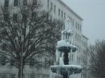 Fireman Fountain